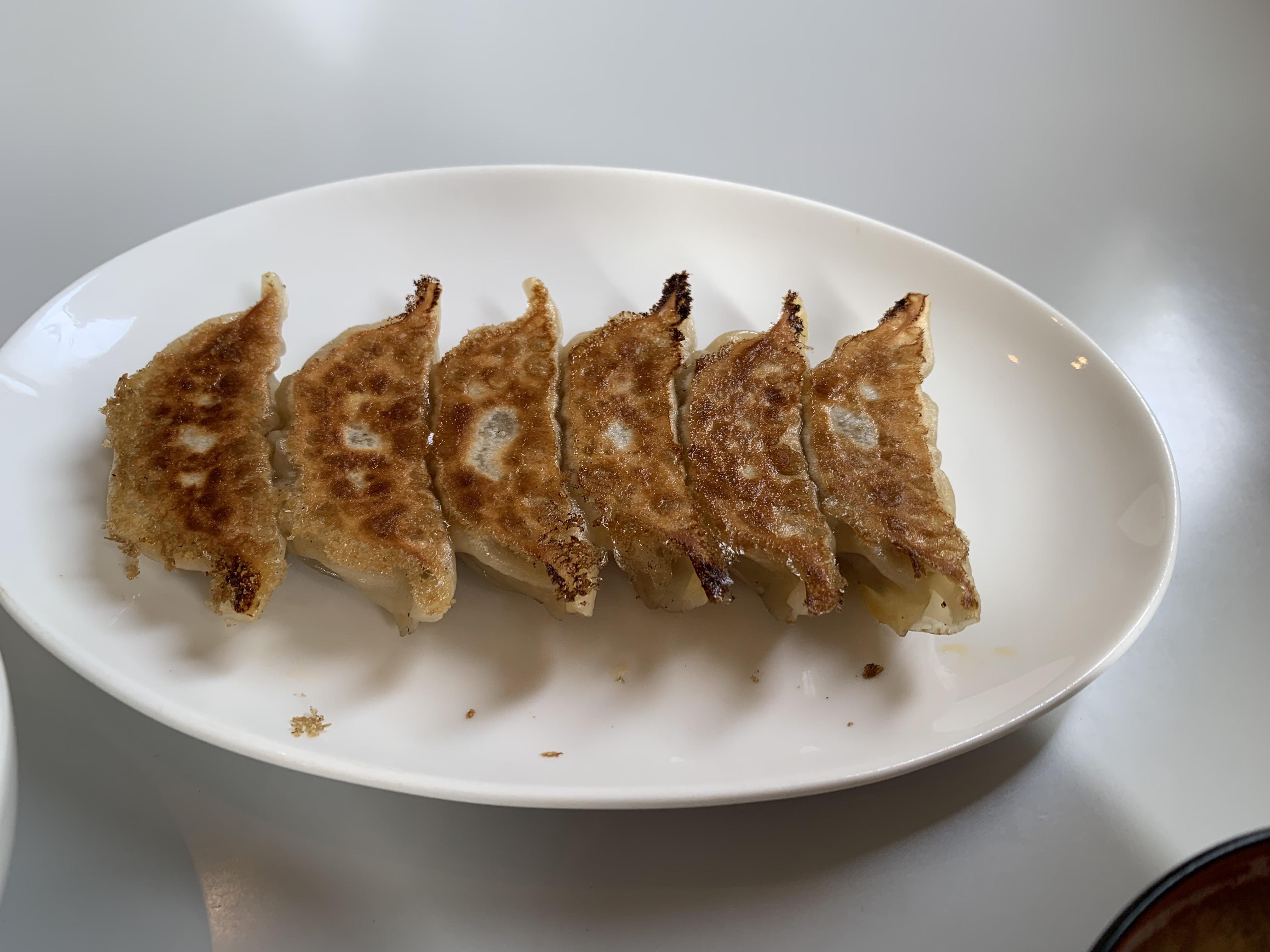 の 焼 吉 餃子